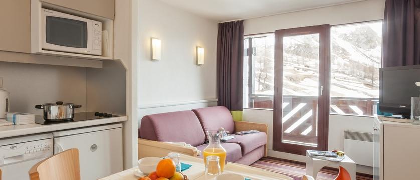 La Daille apartments - interior
